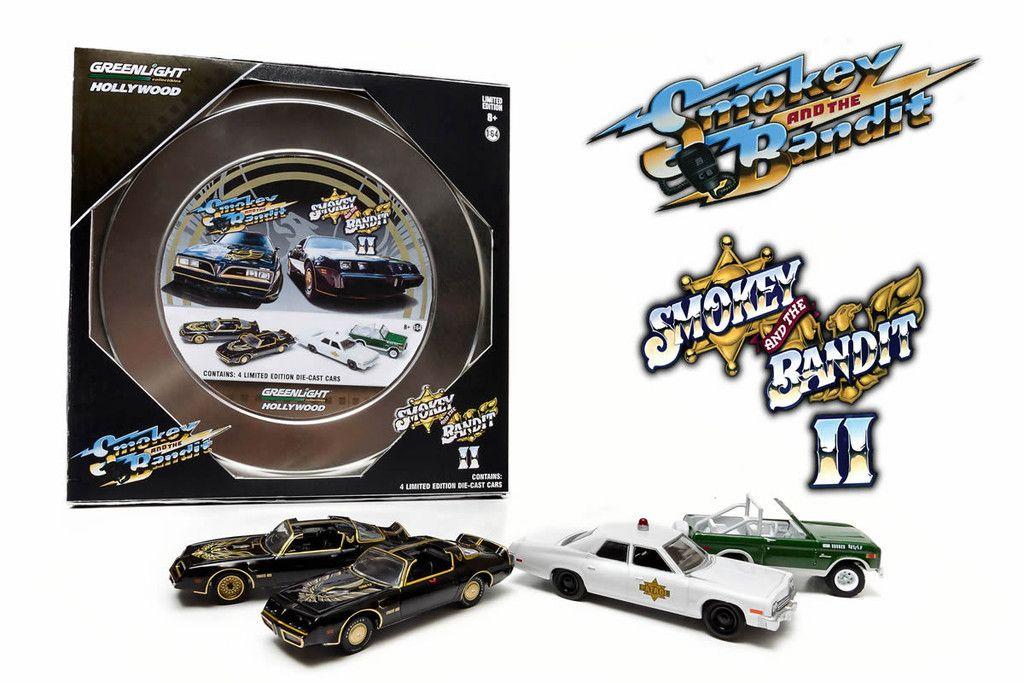 Film Reels Series 1 Smokey and the Bandit (With images)