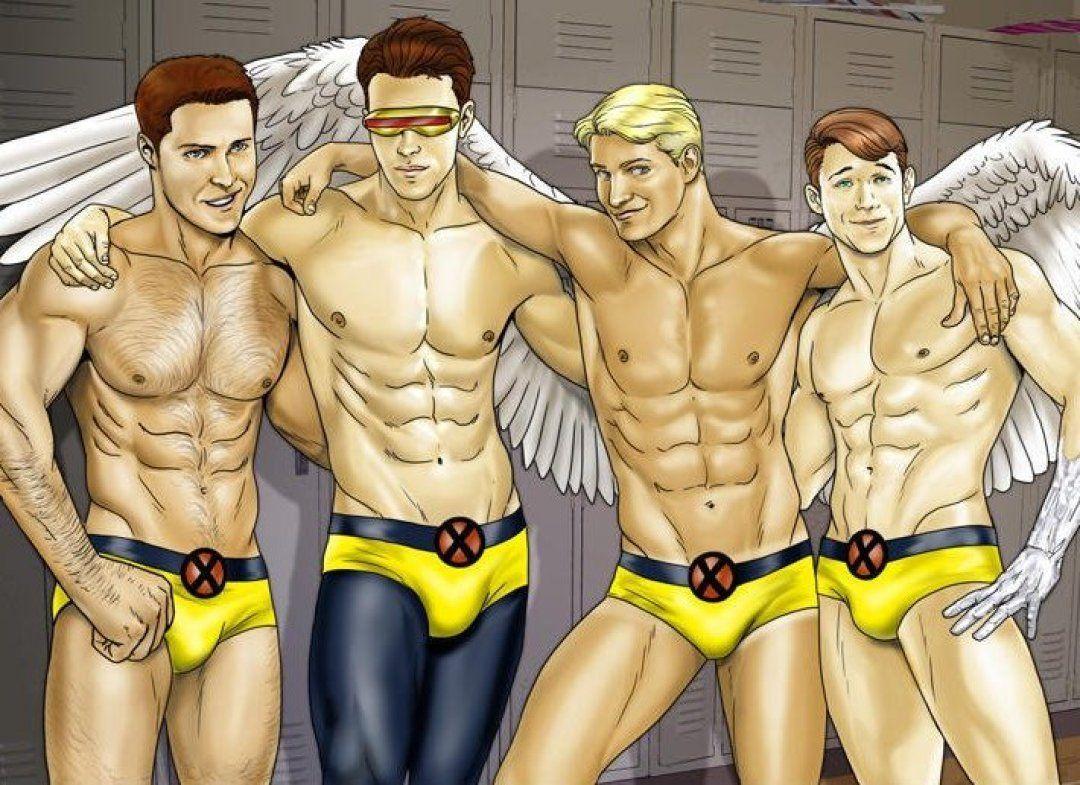 Gay navy sailors