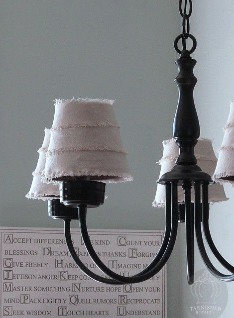 Feathered Nest Friday Chandelier Lamp Shades Chandelier Lamp