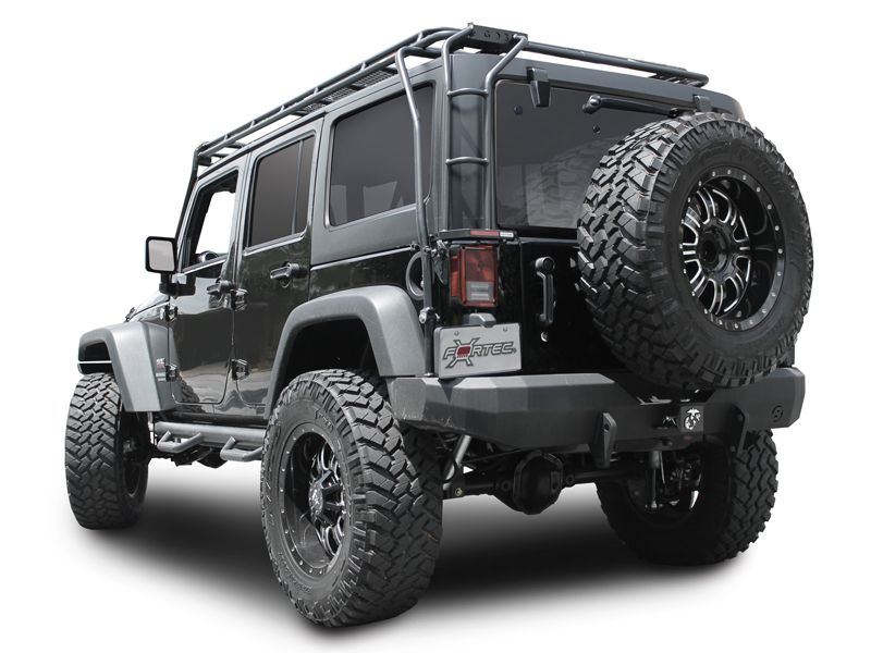 Gobi Racks Roof Rack System For 07 17 Jeep Wrangler Jk