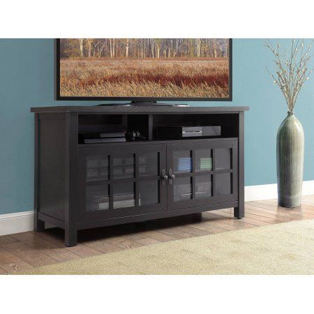 Whalen Espresso 54 Table Top Tv Console For Tvs Up To 60