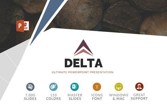 Best Delta | Powerpoint Template