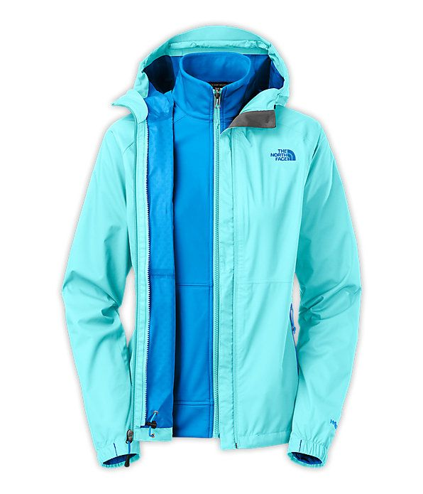 the north face women s jackets vests insulated 3 in 1 jackets rh pinterest com