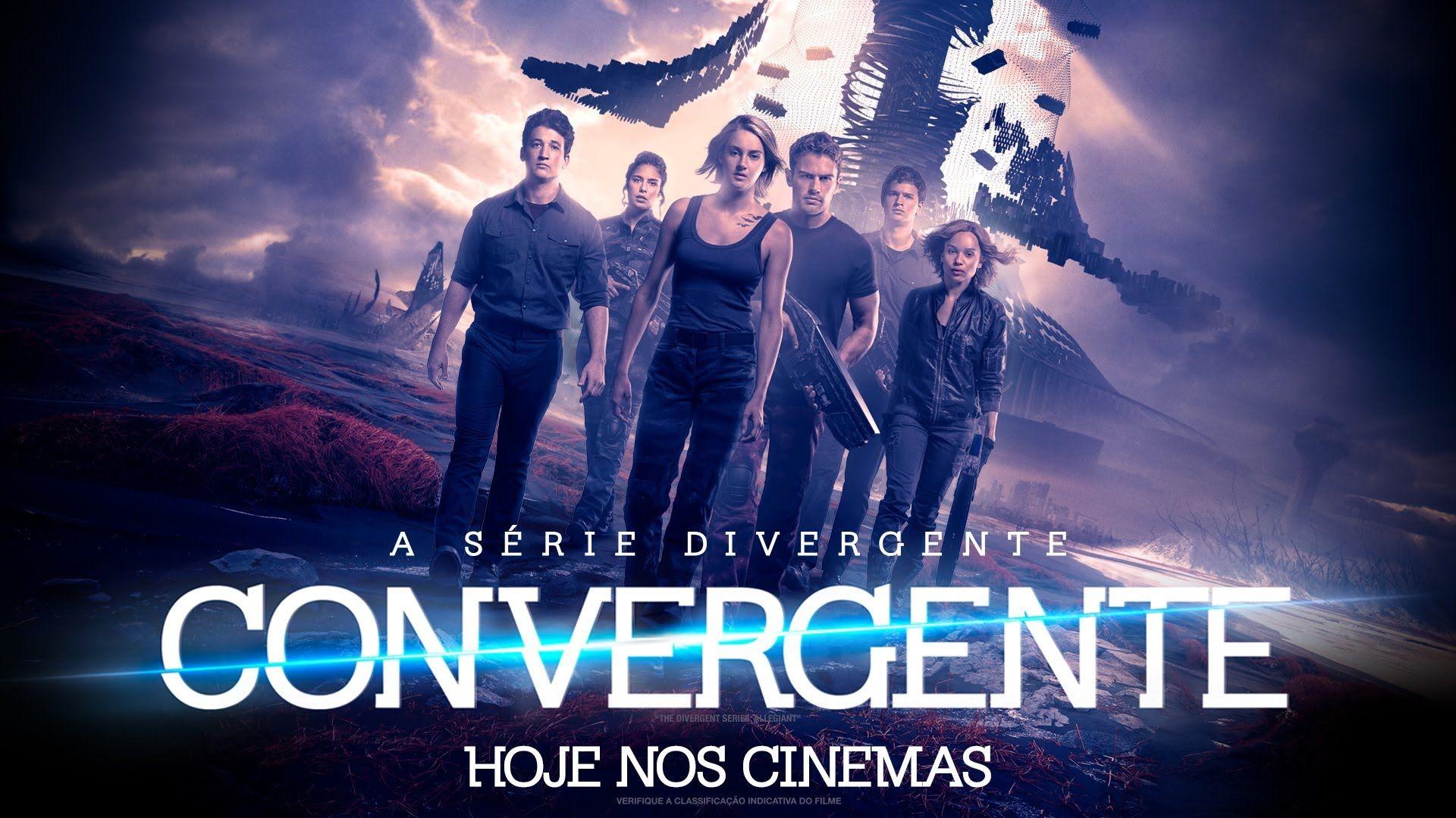 Assistir A Serie Divergente Convergente Completo Dublado Em Hd
