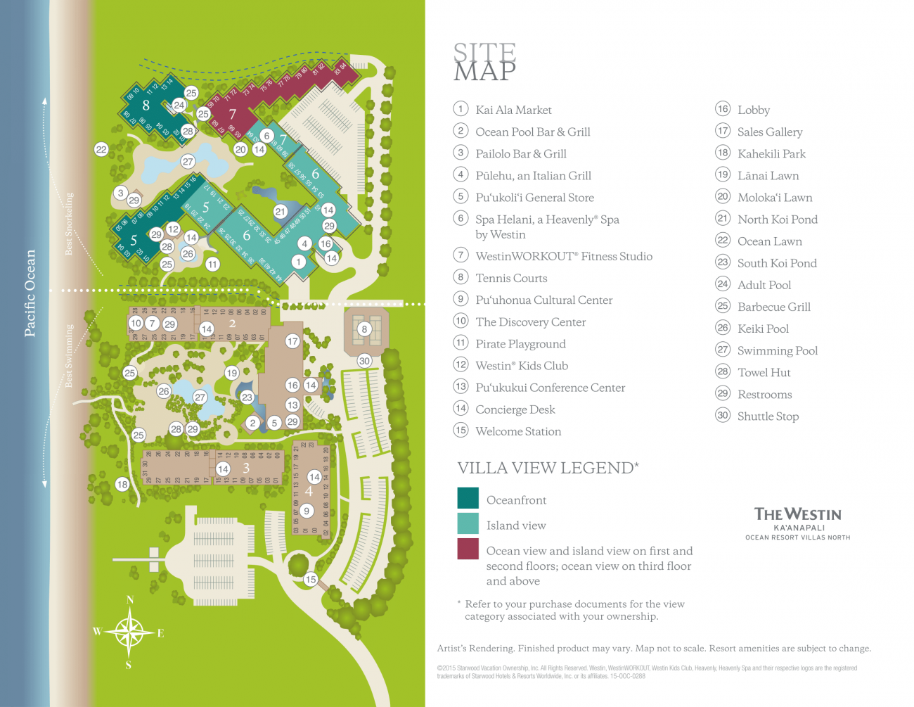 sheraton vistana villages resort map places to visit pinterest