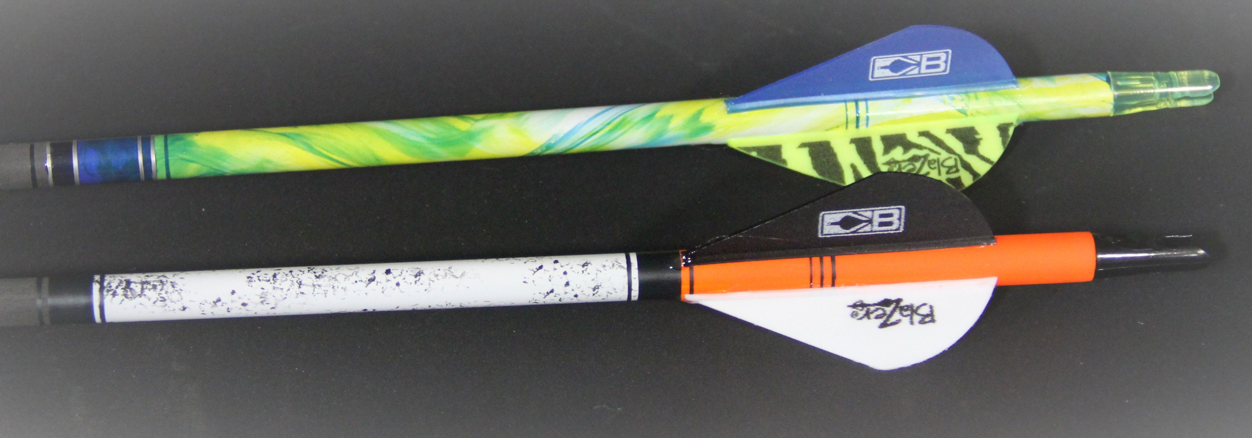Custom arrows made at archery outfitters sioux falls