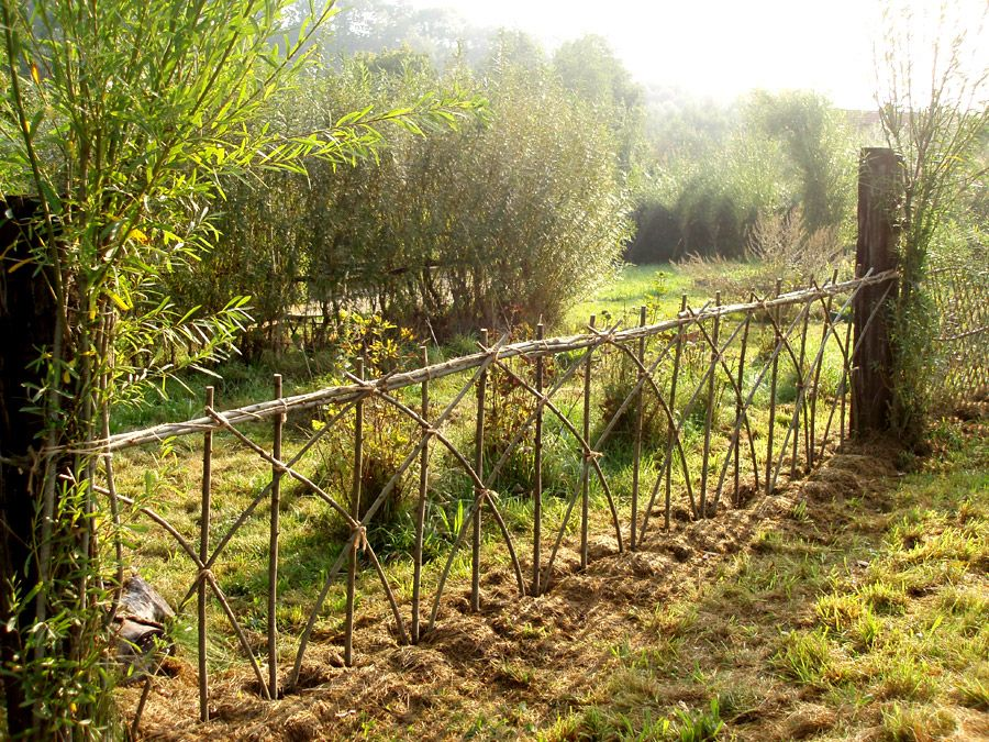 Garten, Garten Ideen Und Zaun Ideen