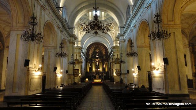 Catedral Metropolitana de Montevidéu - Uruguai