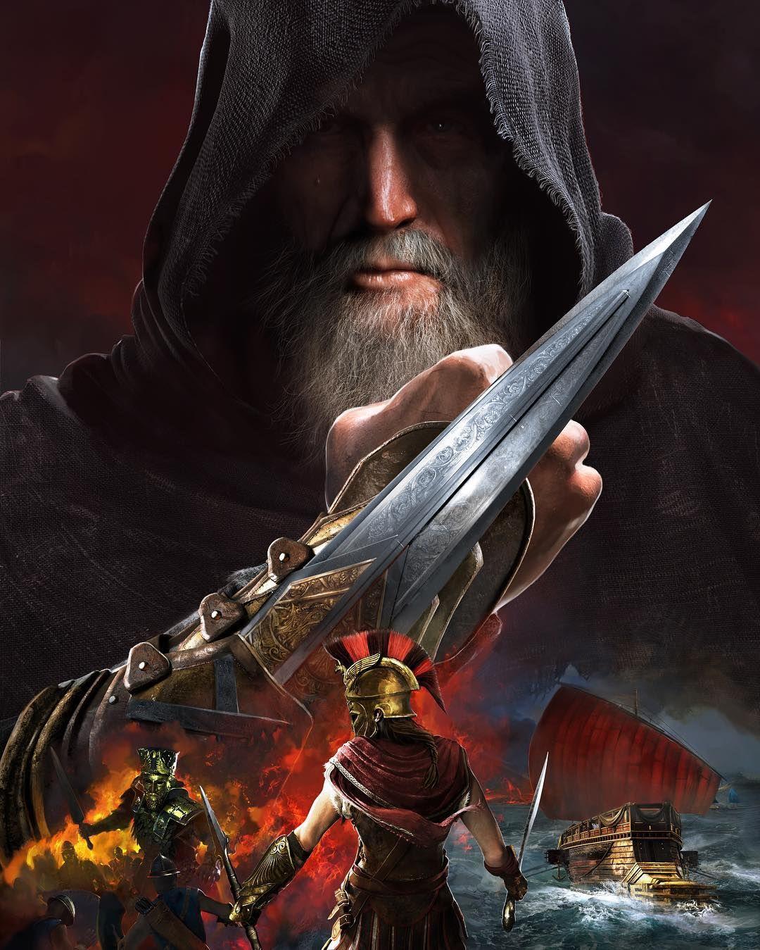 The #AssassinsCreed Odyssey post launch content (season pass