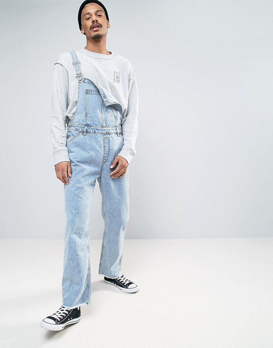 cheap monday labor overall fans overalls fashion clothes on men s insulated coveralls cheap id=72785