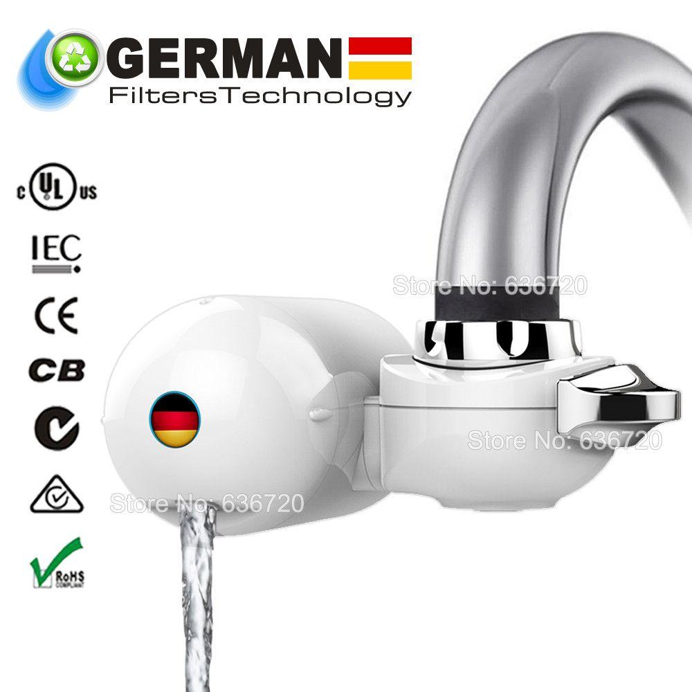 conu par allemagne 7 stade leau du robinet nettoyer le filtre purificateur potable fit pour la maison cuisine robinet filtre eau systme - Systeme Filtration Eau Maison