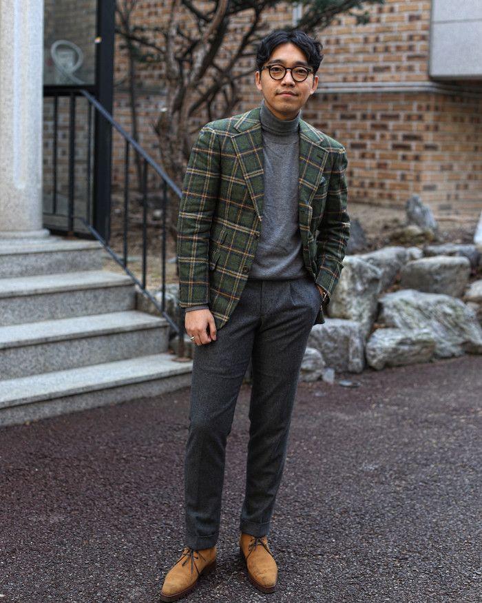 Veste a la mode homme 2018