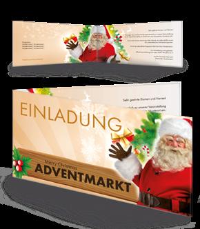 Weihnachtliche Einladungskarten Jetzt Versandkostenfrei Online Bestellen  #advent #weihnachten #einladungskarten