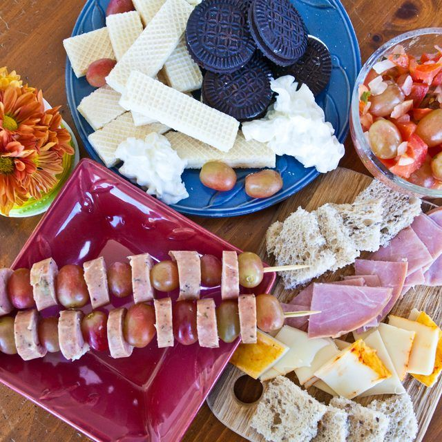 Finger Food Ideas For A 50th Wedding Anniversary Party