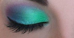 Peacock Makeup Inspiration