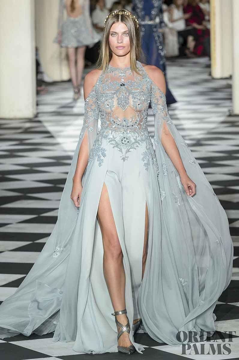 Zuhair murad fallwinter couture in womenus