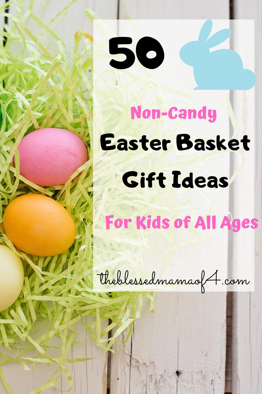 50 Easter Basket Gift Ideas For Kids Easter Gift Baskets Easter Gifts For Kids Kids Easter Basket
