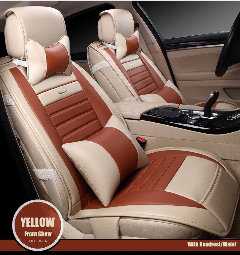 For Seat Leon Ibiza Exeo Luxury Brand Soft Leather Car Seat Cover Front And Rear Full Seat Waterproof Easy Clea Leather Car Seat Covers Car Seats Carseat Cover