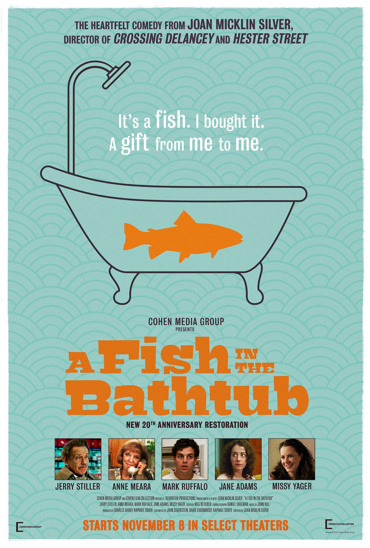 A Fish In The Bathtub W 2019