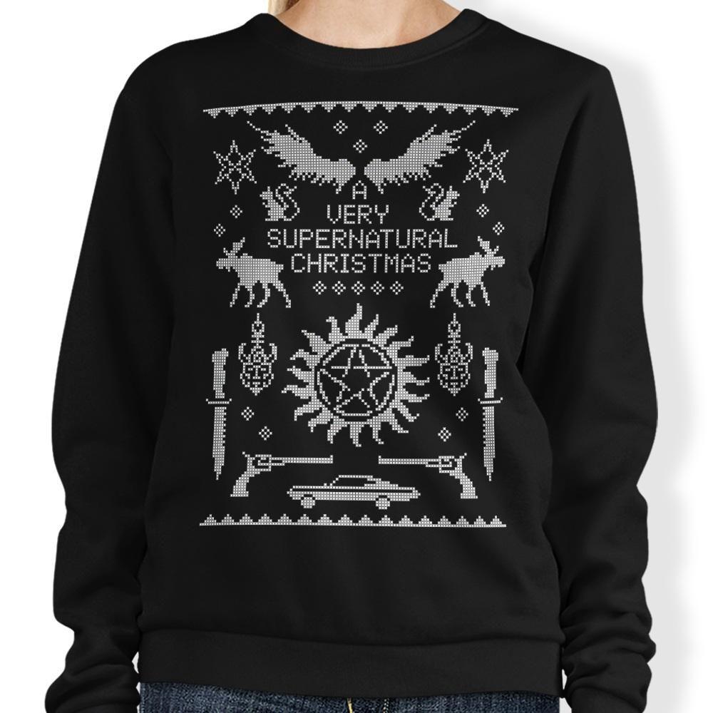 A Very SPN Sweater - Sweatshirt