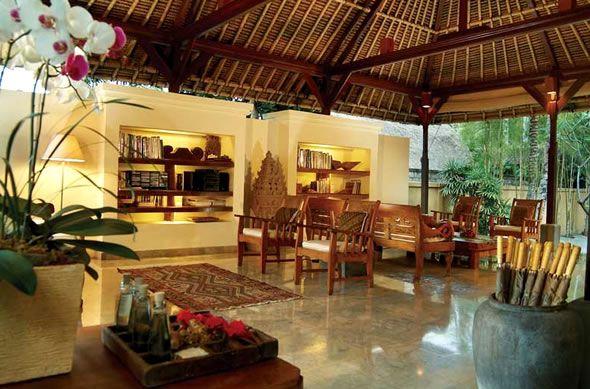 Pin by mary clare on world style decor ubud bali for Design hotel ubud