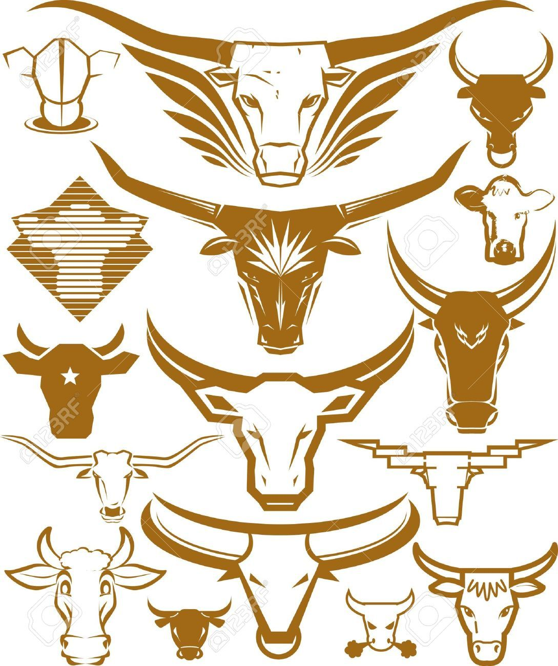 Longhorn Steer Stock Photos, Pictures, Royalty Free