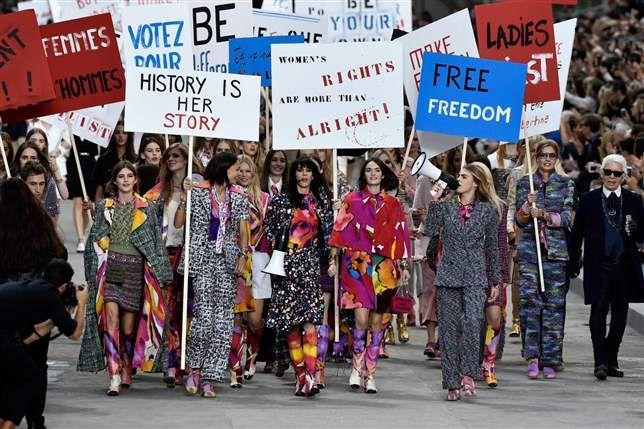 Feminismo Chanel - Notícias - Vogue Portugal