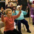 #seniorfitness #exercises #strength #training #balance #seniors #fitness #senior #chair #for #2828 S...