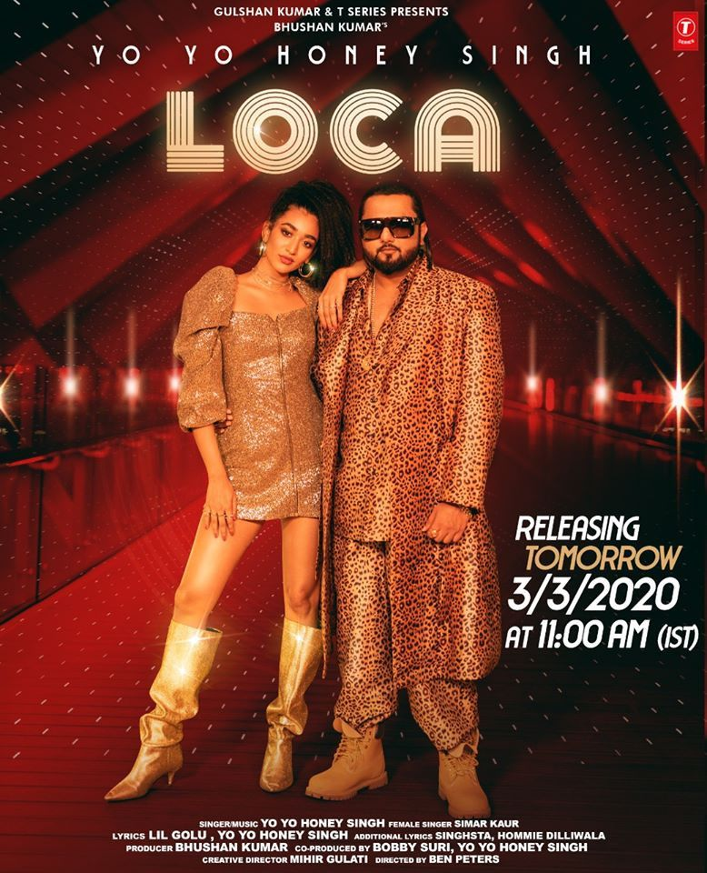 Loca Song Lyrics In Hindi And English Yo Yo Honey Singh Punjabi Song 2020 In 2020 Yo Yo Honey Singh Lyrics Songs
