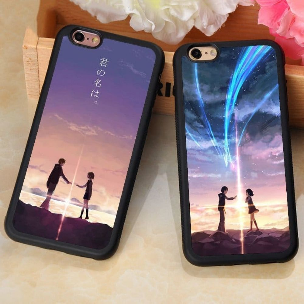Kimi no Na wa. iPhone Cases - FREE SHIPPING! - Nakama Store