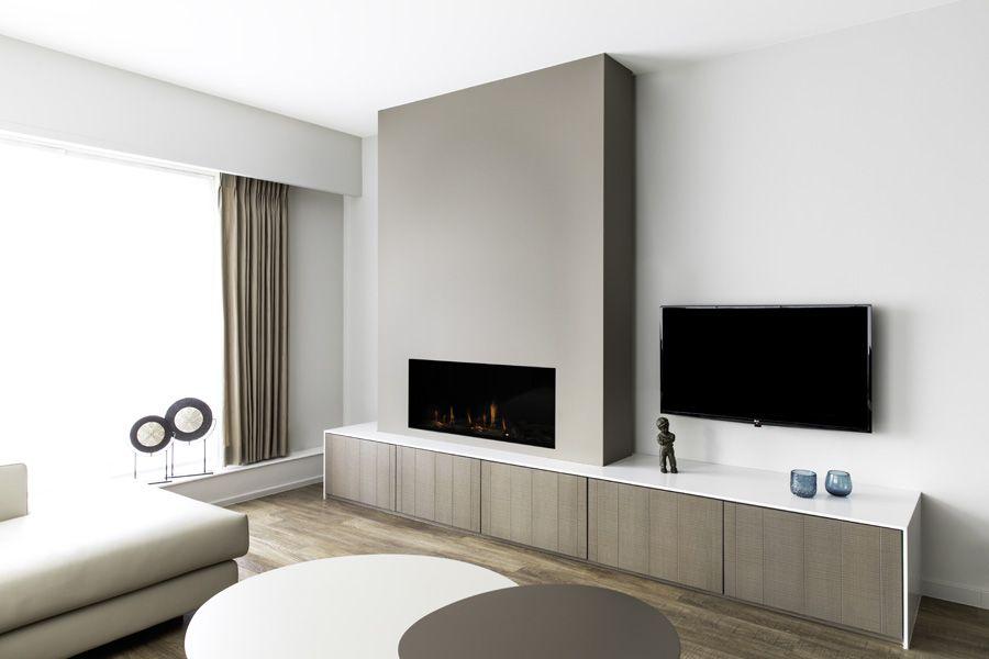 Moderne schouwen M001 Design  Aesthetics Pinterest Apartments