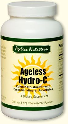 Hydro-C Colonic Moisturizer assists recovery from