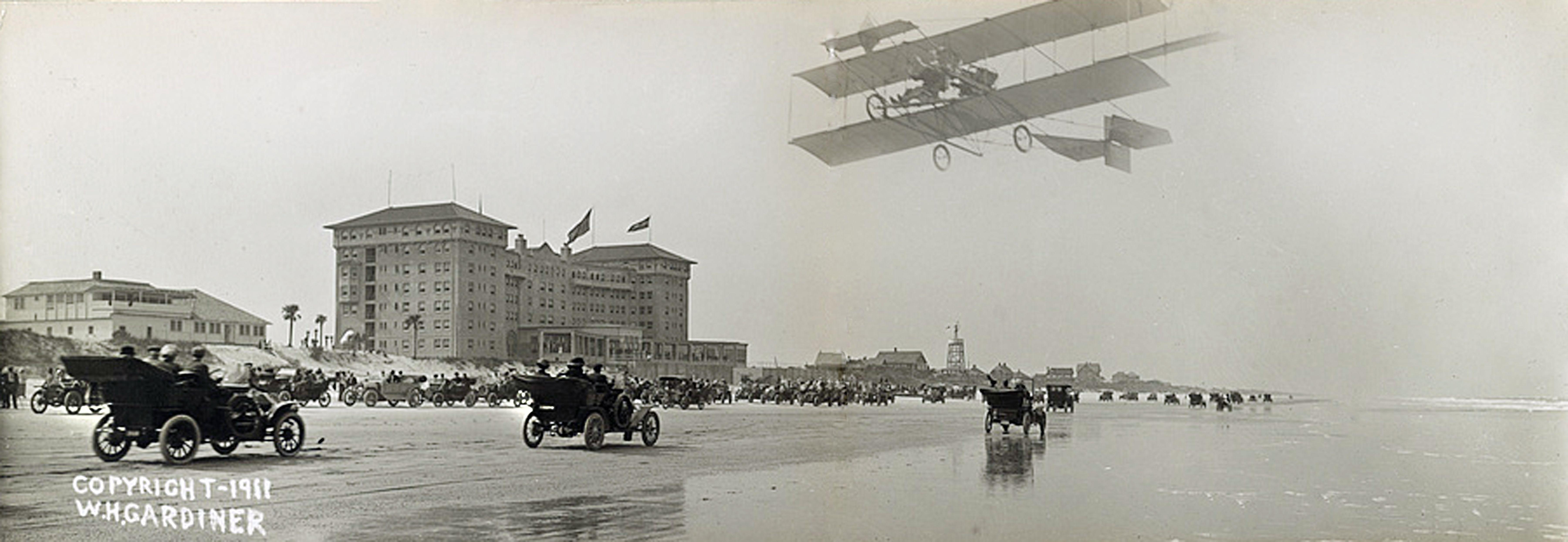 1911 Daytona Beach