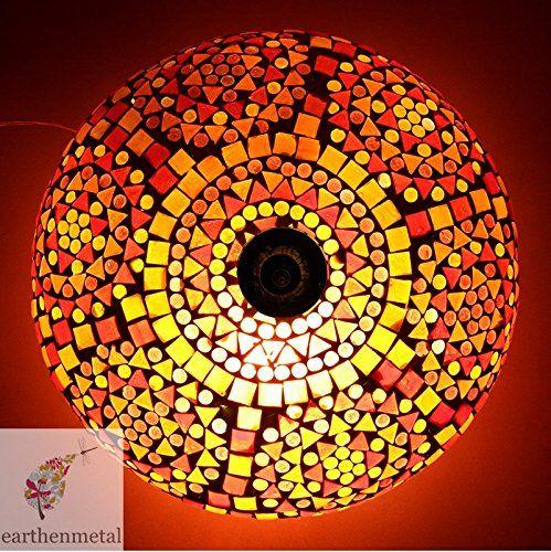 Pin By Shapna Varma On Lighting Ceiling Lamp Red Gl