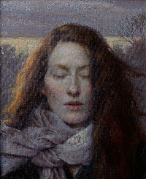 """smokethereisfire: """" Kamille Corry. Self Portrait. """""""