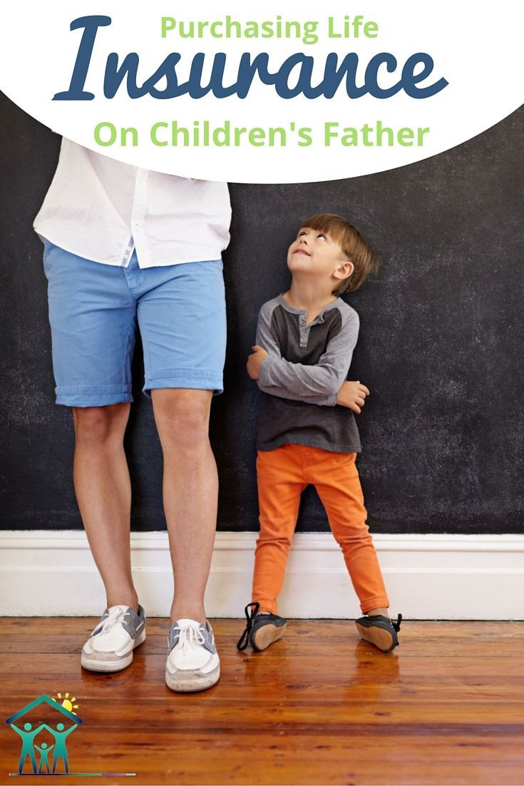 Buying Life Insurance On Your Children's Other Parent