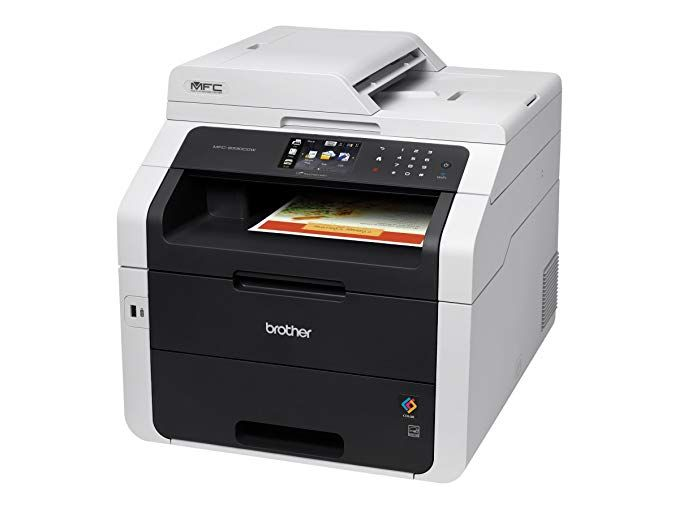 Brother Mfc 9330cdw All In One Color Laser Printer Scanner