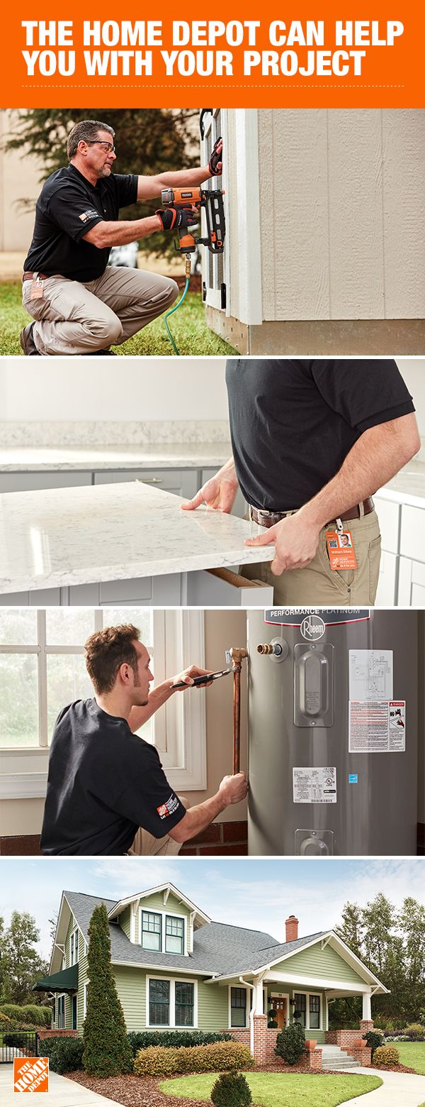 for everything on your home improvement to do list trust the home rh pinterest com