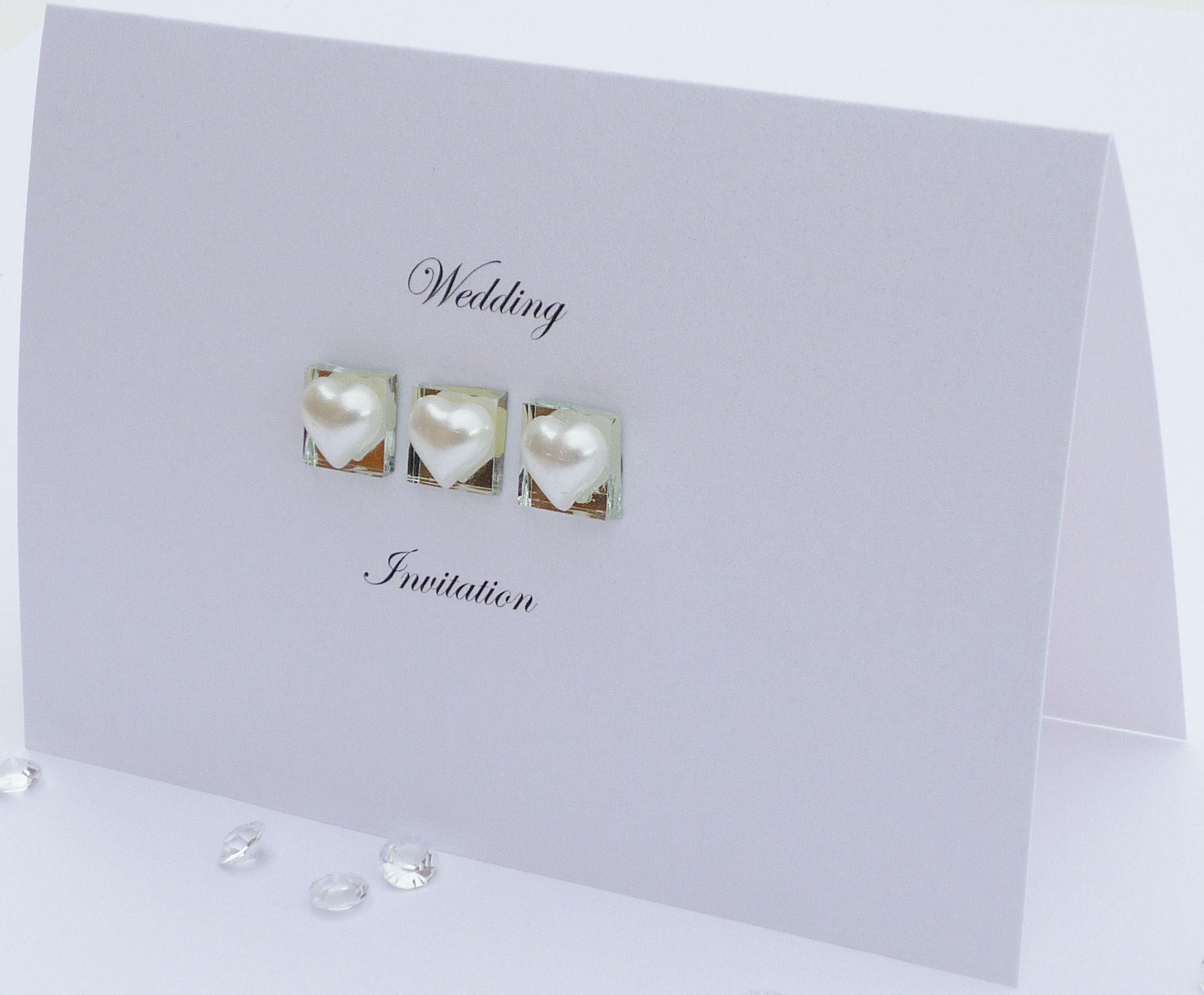 wedding stationery packages uk%0A Luxury contemporary wedding invitation  handmade by beckybydesign co uk    u    Aurora u