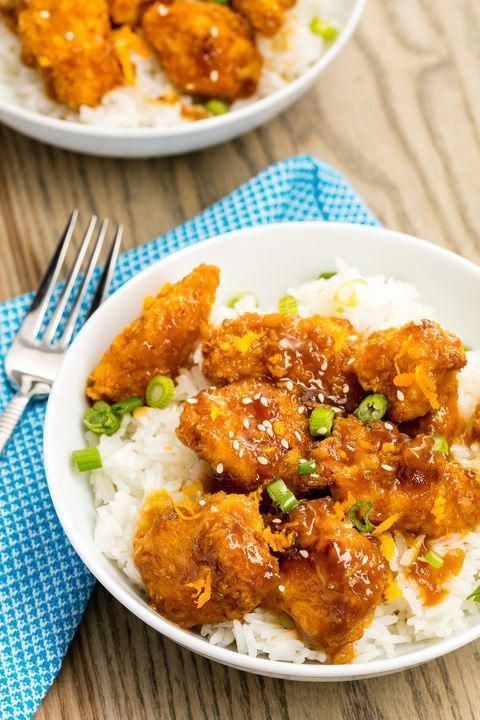 Learn what are Chinese Meat Food Preparation #chineseorangechicken