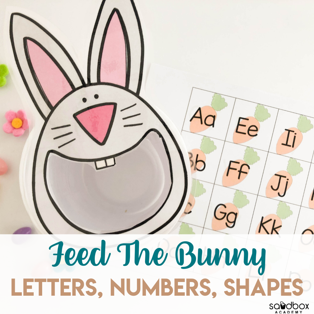 Easter Preschool Activity