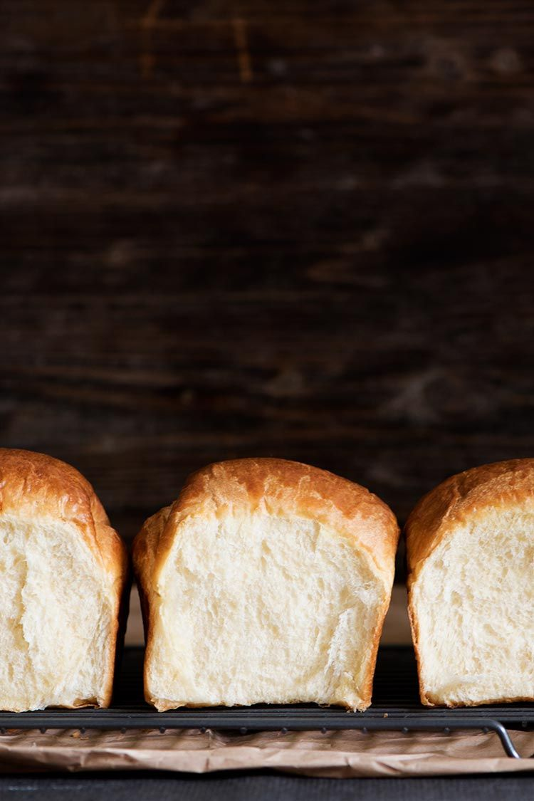 Hokkaido Milk Bread Curious Nut Recipe Hokkaido Milk Bread Bread Food