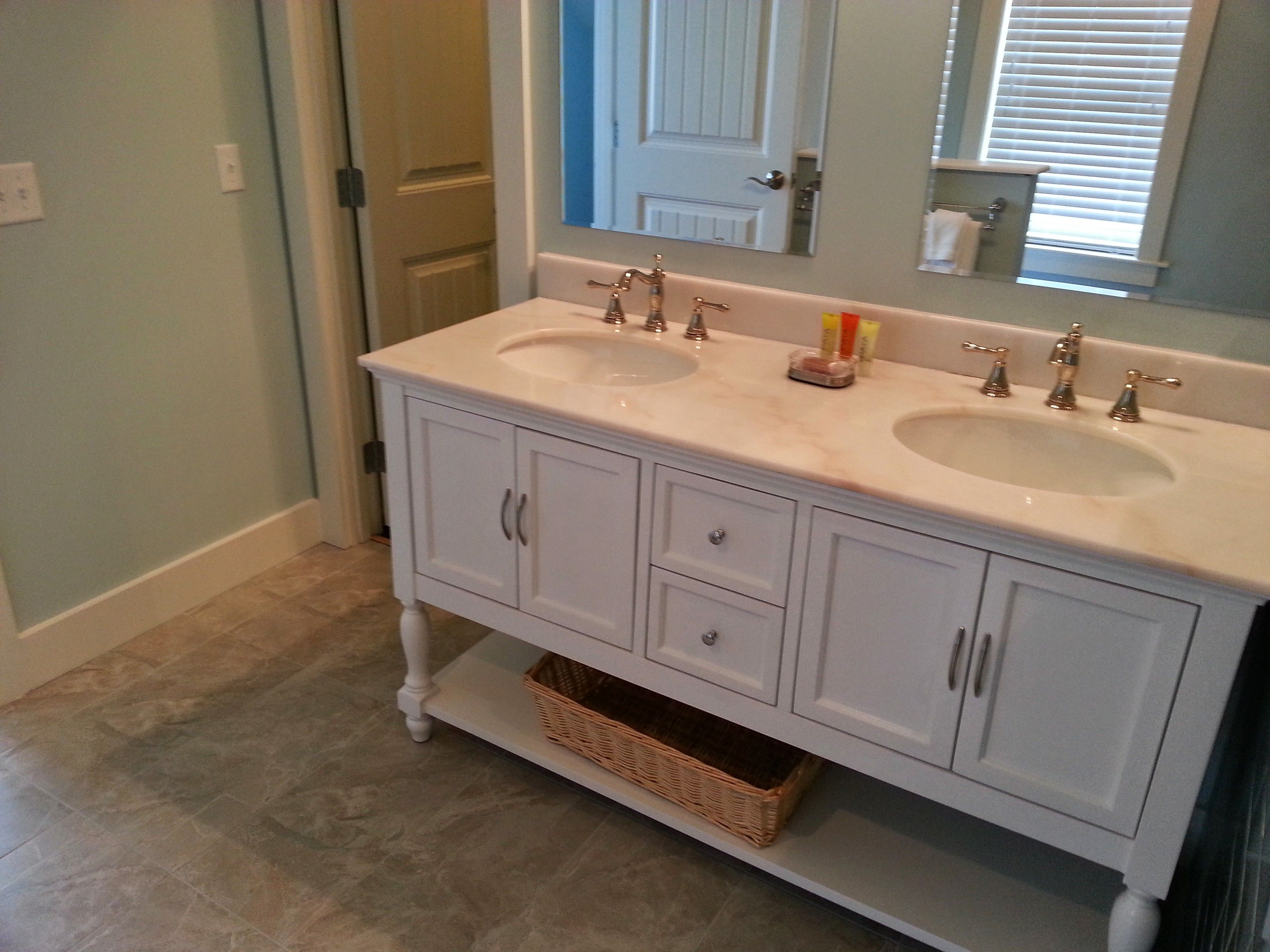 photos of remodeled bathrooms%0A GraceWorks Construction bathroom remodel