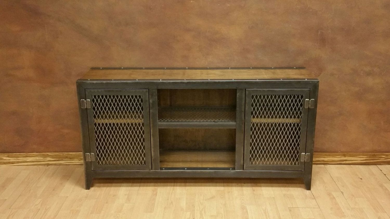 The Vintage Industrial Console Cabinet 002s Industrial Style Furniture By Industrial Evolution Furniture Co Ameublement Industriel Vintage Industriel Vintage Et Mobilier De Salon