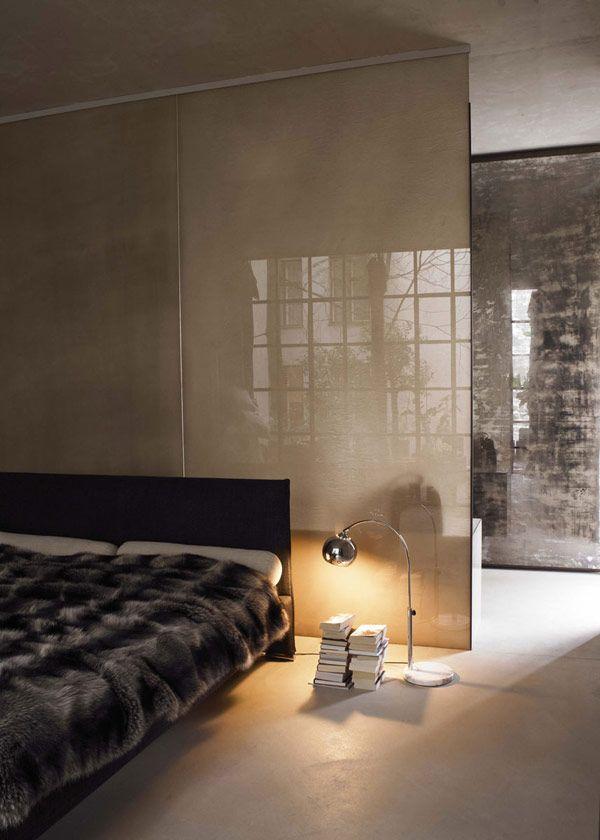 Room Warm masculin design Vincenza De Cotiis
