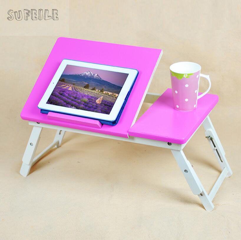 sufeile portable lapdesks folding laptop table foldable household rh pinterest com