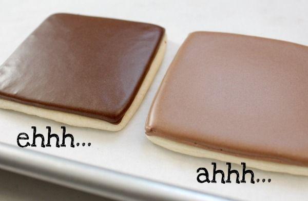 Chocolate Royal Icing Recipe
