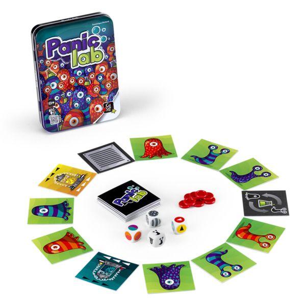 Jogo Panic Lab - Jogos, Puzzles e Kits - Jogos de Família - El Corte Inglés - Brinquedos