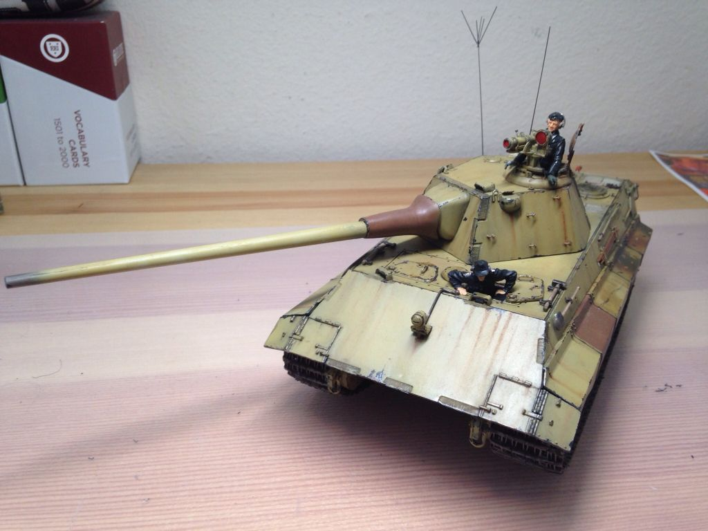 A 43 Wot pin on scale models