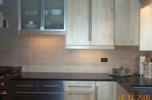 Kitchen Backsplash Large Tiles simple kitchen backsplash large tiles pictures r to design inspiration